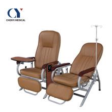 Cadeira de transfusão de móveis de hospital