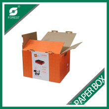 Cajas de cartón corrugado de TV