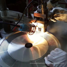 Stainless Steel CNC Turning Milling Machining Composite Hollow Fiber Membrane Spinneret