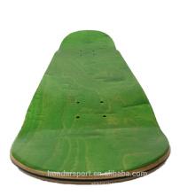 Folheado de maple barato em madeira de bordo de madeira dura para placas de skate para venda
