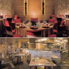 Personalizar el diseño de muebles de restaurante