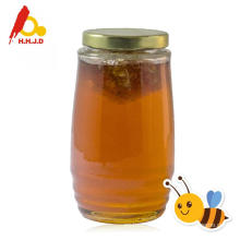 Benefits of natural polyflower honey