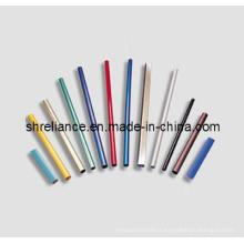 Aluinum/Aluminium Extrusion Profile Tube (RAL-215)