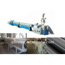 Máquina de fabricación de tubería de polietileno de alta densidad