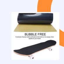 Skateboard Grip Tape Roll/Waterproof Skateboard Grip Tap