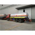 20 CBM DFAC Propane Transportation Trucks