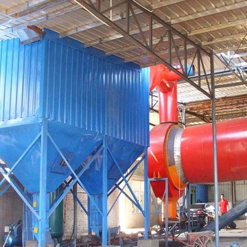 sandblast cabinet dust collector