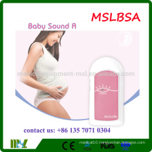 MSLBSA 2016 Factory price Baby sound machine Hand held Baby sound price