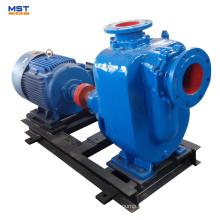 Pompe à eau auto-amorçante centrifuge de 6 pouces