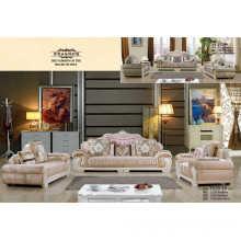 New Classic Sofa, Dubai Fabric Sofa (F529)