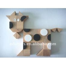 Education material Enlighten Brick Toys BLock