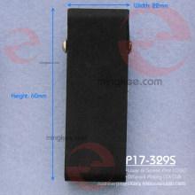 European Laser Printing Lead Free Black Belt Bag Clips