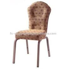 Cadeira branca do balanço que empilha a mobília (YC-C103)
