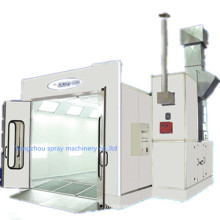 Automobile Paint Spray Booth Spraying Baking Oven