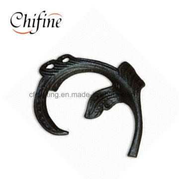 Customized Precision Casting Steel Fence Parts