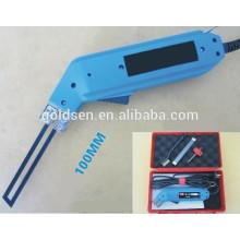 100mm 110W Profissional Handheld EVA Hot Knife Fio Foam Cutter Ferramenta Manual Electric Manual EPS Cutter GW8109