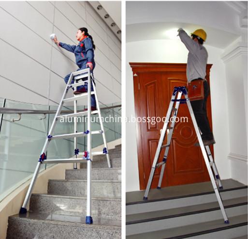 adjustable A fram ladder