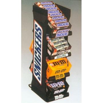 Pop Acryl Display Stand für Lebensmittel, Shop Acryl Display Regal
