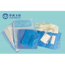 Paño quirúrgico del paquete del paquete del parto de la obstetricia del nacimiento