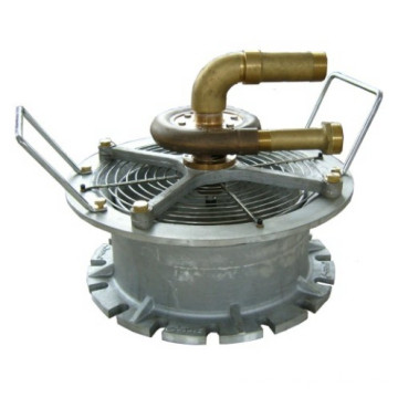 Water Driven Turbine Fan