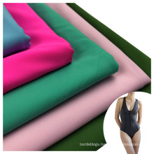 high end spandex knitted stretchy breathable swimwear fabric for diving suit