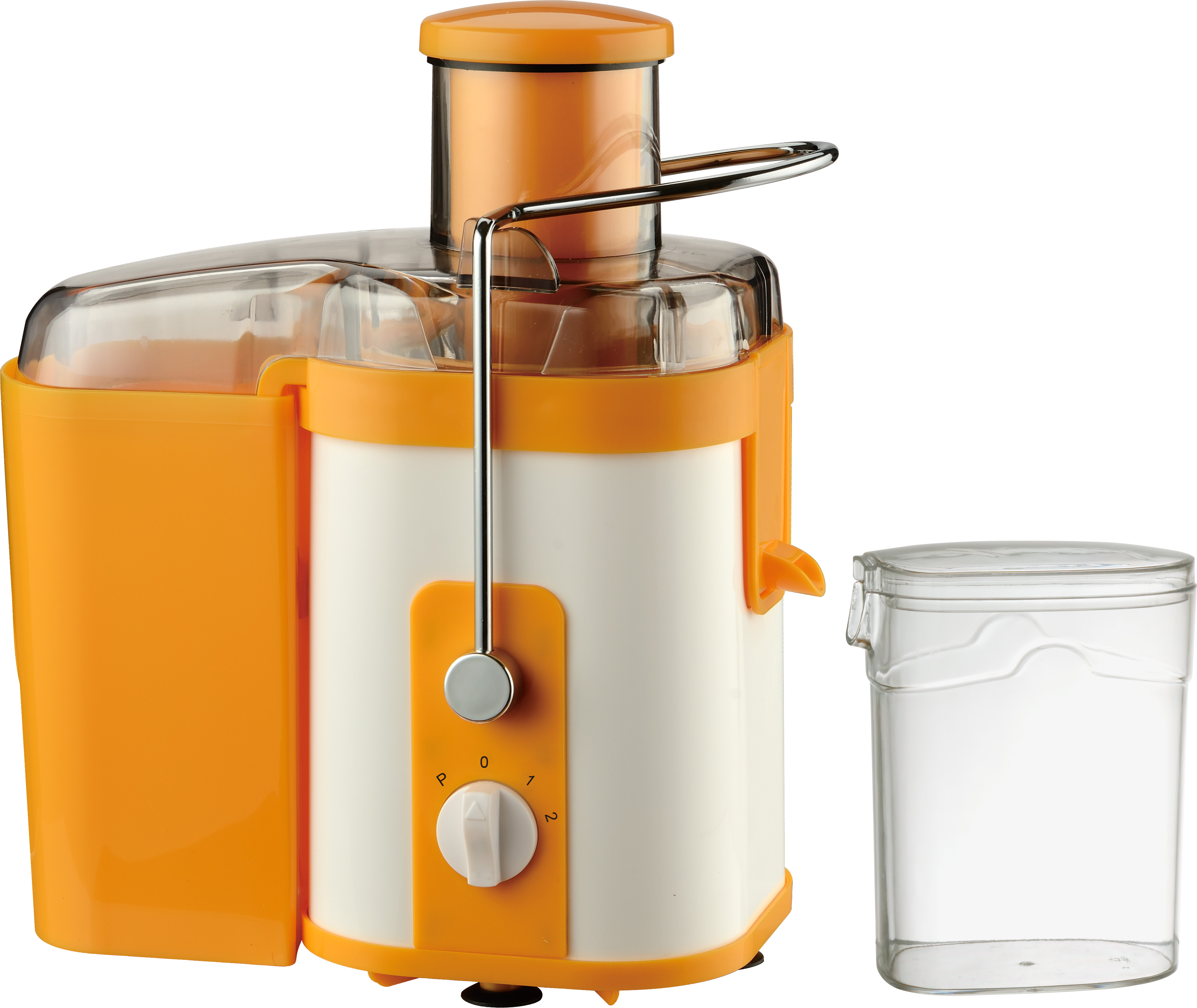 Powerful Juicer with Capacity