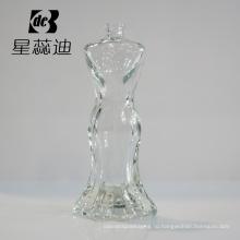 Заводская Цена мода различный цвет и дизайн стеклянная косметическая бутылка дух
