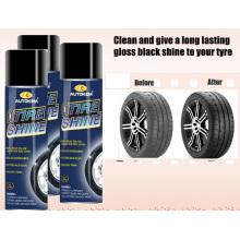Pulvérisateur d'aérosol de pneu de voiture