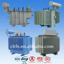 Oil Immersed Power Distribution Transformer