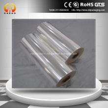 Film bopp transparent en cristal