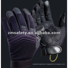 Anti-cut knuckle protection heavy duty work glovesJRM97