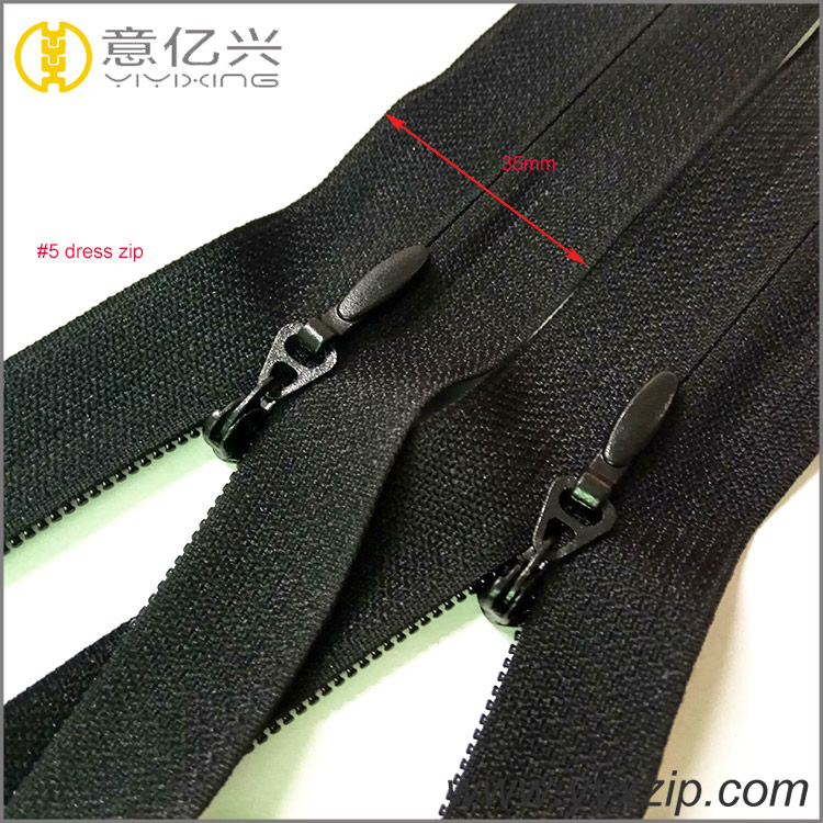 Hidden Zipper for Dress