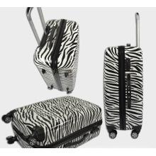 "Fashion Design Pure PC Luggage Set Trolley PC Suitcase 20""24""28"" PC"