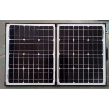 Foldable Solar Panel Integrated Controller for Europe Market