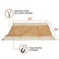 Tragbare 2 in 1 Snooze Tunnel Cat Mat