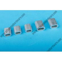 Virola de manga ovalada de aluminio DIN3093