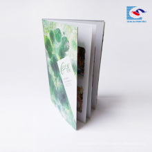 haute qualité prix de la machine polychrome brochure impression services