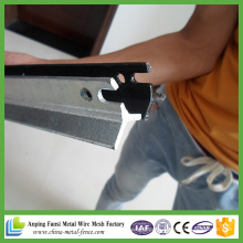 1.9 Kg Hot Dipped Galvanized Steel Star Picket