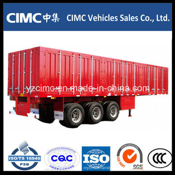 Semirremolque Cimc 3 Ejes Van Container
