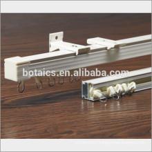 aluminium ceiling brackets window, dubai window curtain,window curtain rail accessories