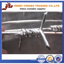 China Manufacuturer Ss304 Barbed Wire Rolls/Iron Wire Rolls/ Military Railways