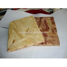Painel de madeira osb bordo