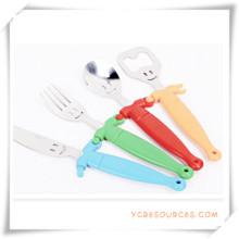 Promoción regalo de acero inoxidable para cuchillos y tenedores (DC-01)