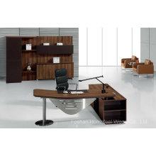 Bureau de bureau de bureau moderne en bois de qualité (HF-TWB102)
