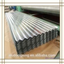 Serie 1000 H24 hoja de aluminio corrugado para el techo y muro cortina
