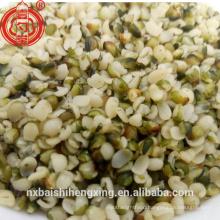 Organic Hulled Hemp Seeds Ningxia