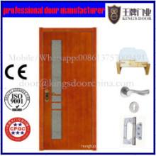 Современный Уникальный Китайский Интерьер Дешевые Деревянные Двери