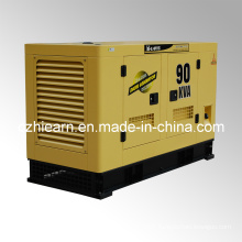 Water-Cooled Diesel Generator Silent Canopy (GF2-90kVA)