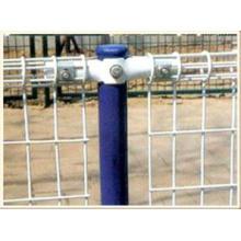 Декоративный забор с двойными петлями в Китае