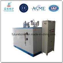 Caldera de vapor eléctrica horizontal china 500kg